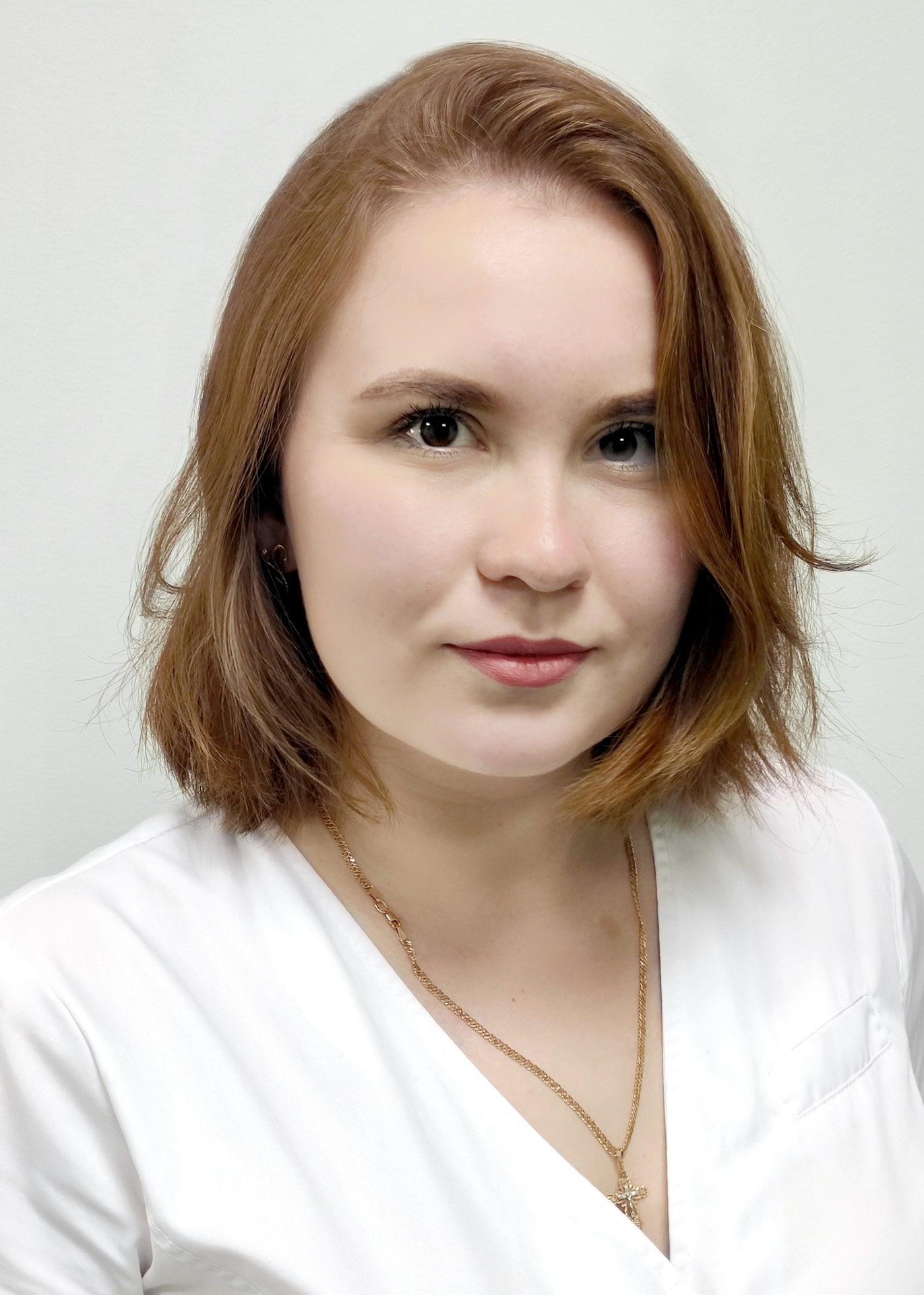 Логинова Ангелина Сергеевна