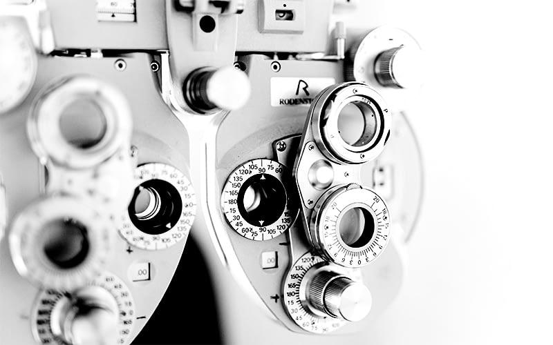 фороптер для проверки зрения