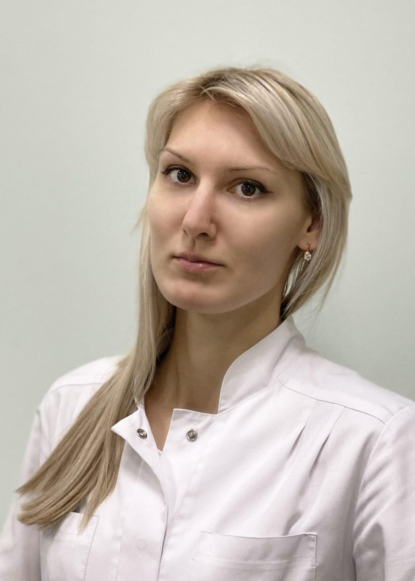 Болмакова Светлана Олеговна